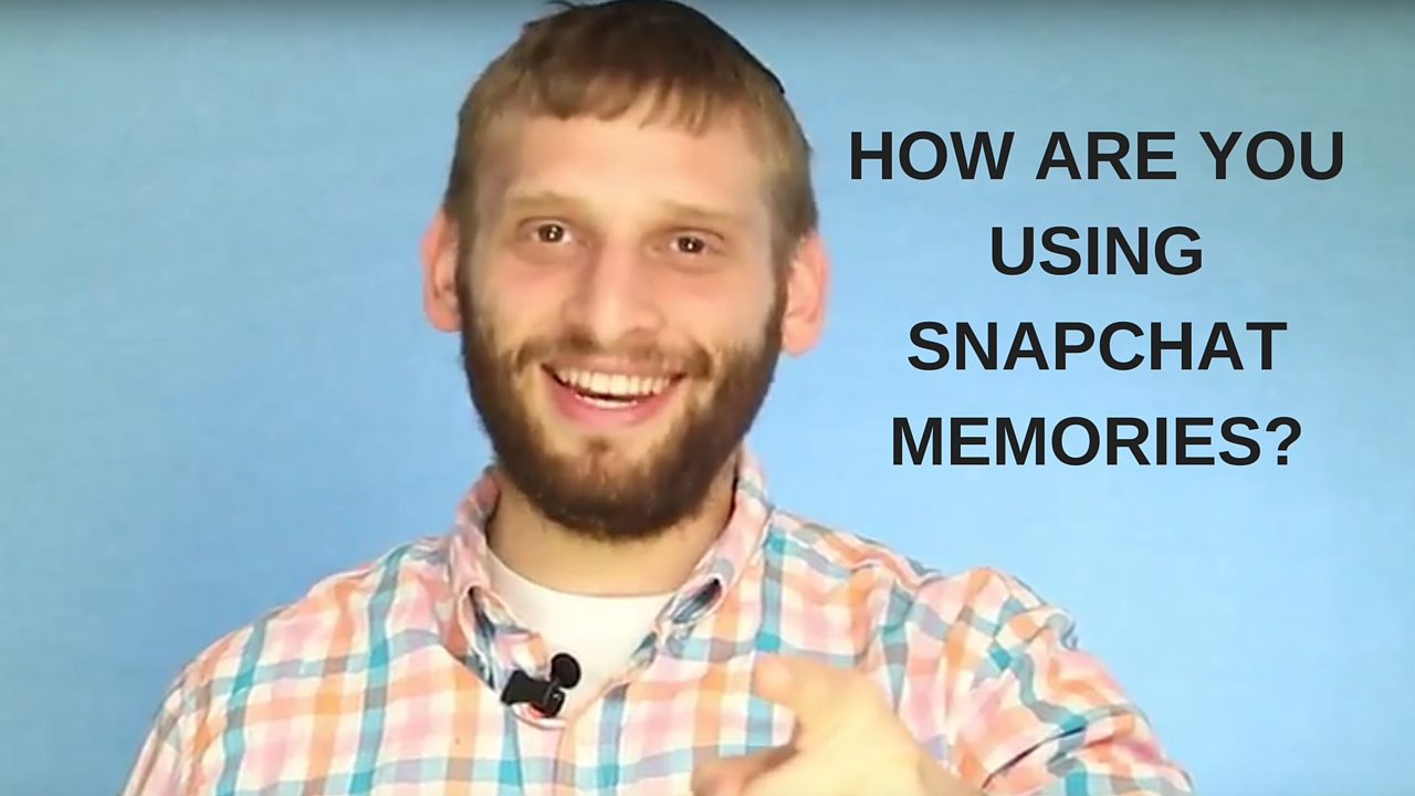 how to download memories on snapchat