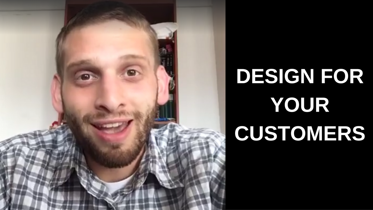 design-for-your-customers