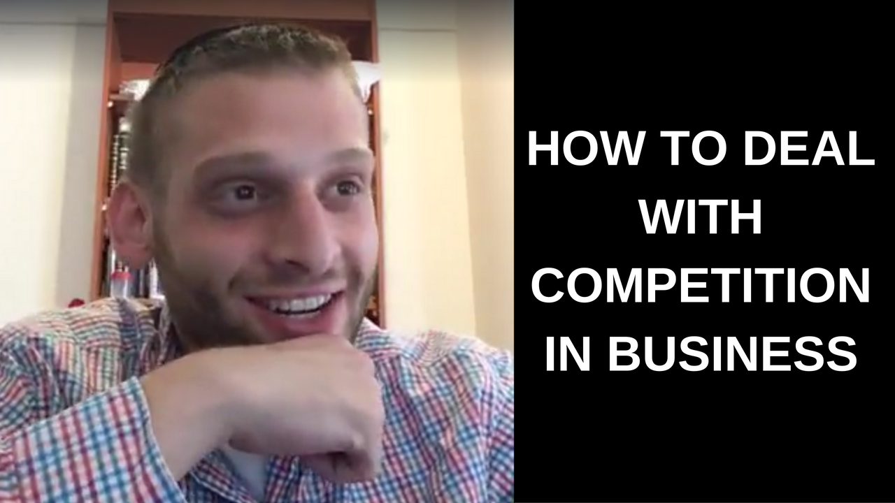How to Deal With Competition in Business