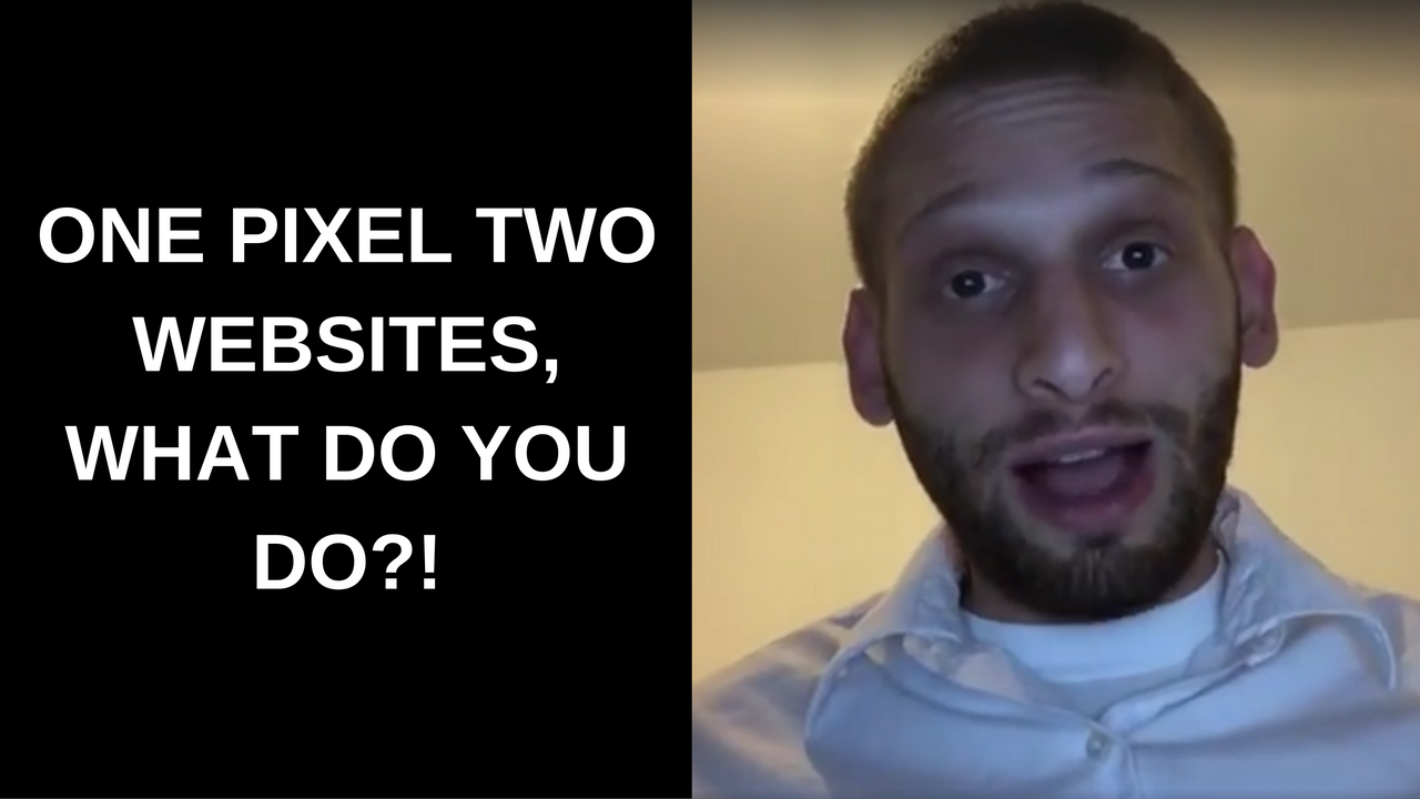 one-pixel-two-websites-what-do-you-do